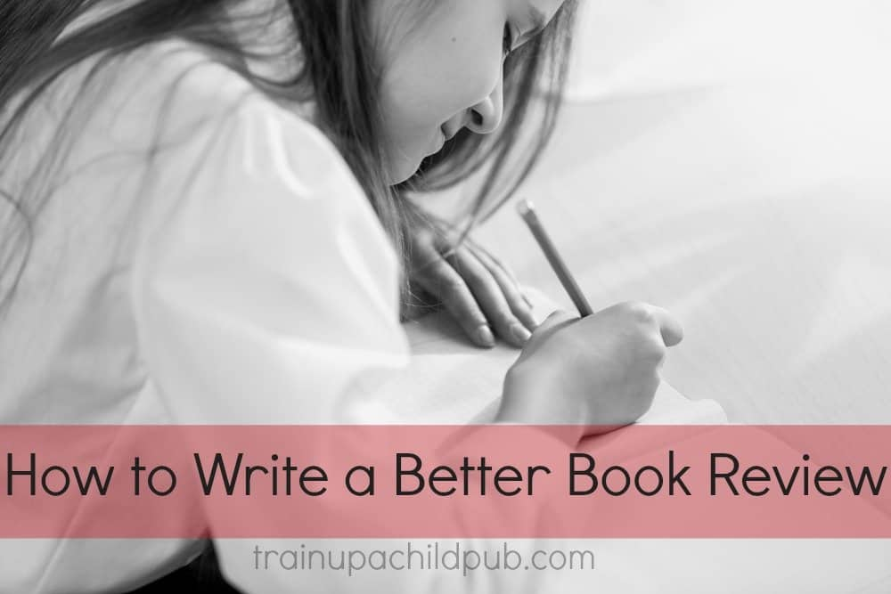 how to write a better book review