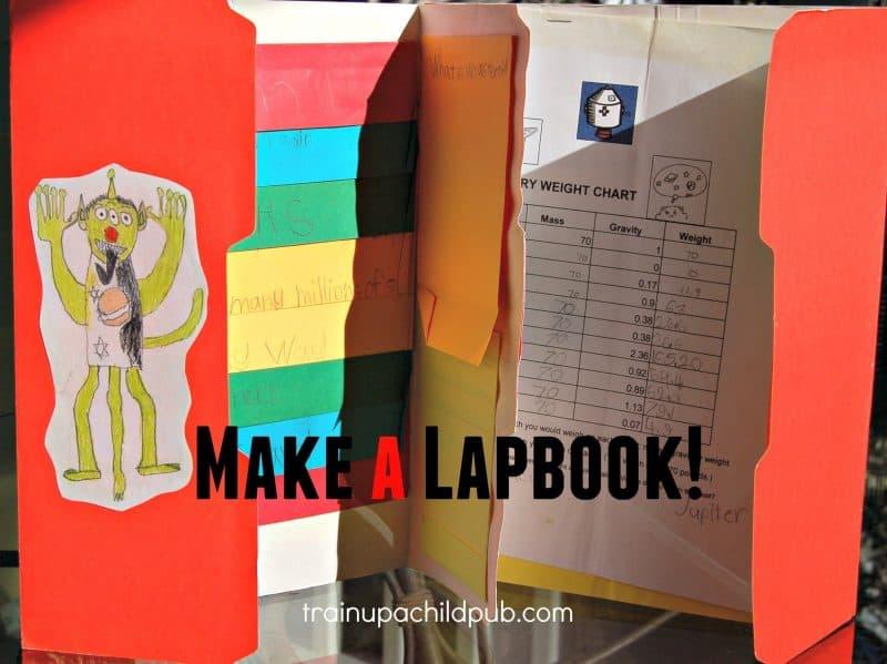 make a lapbook
