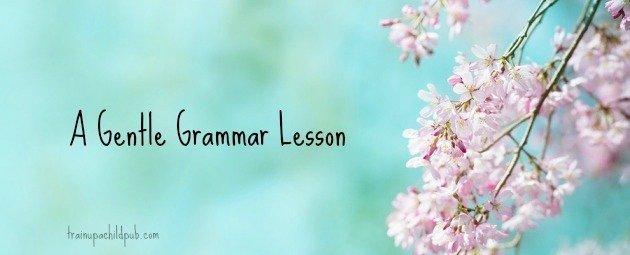 gentle grammar