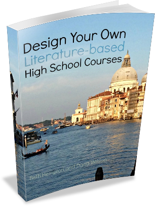 design your own literature-based high school courses