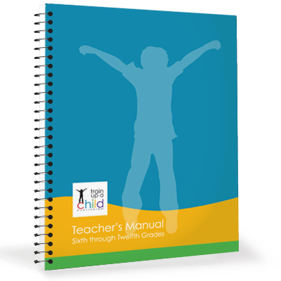 teacher's manual for 6-12th grades