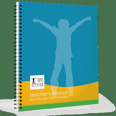 teacher's manual for 6-12th grades