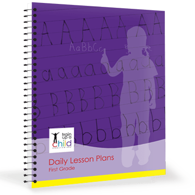 first grade daily lesson plans