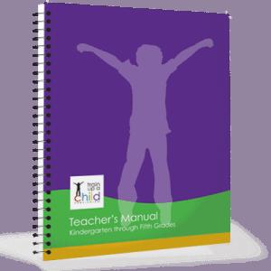 Teacher's manual for K-5th grade