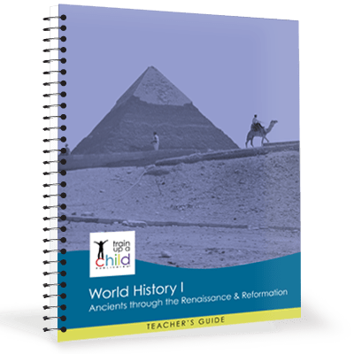 world history I teachers guide