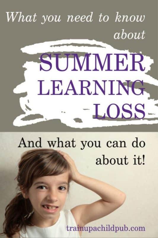 summer learning loss elementary