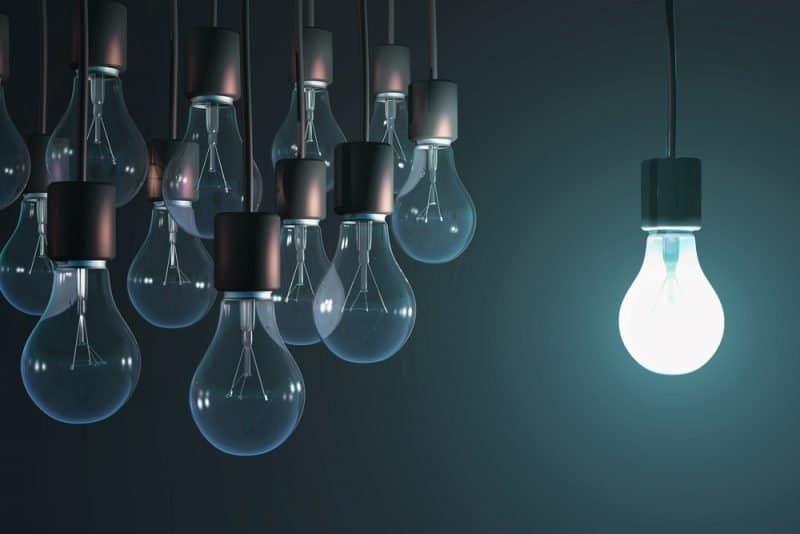 raising godly leaders to be the light - lightbulb graphic