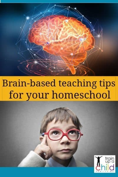 brain-based teaching tips for your homeschool