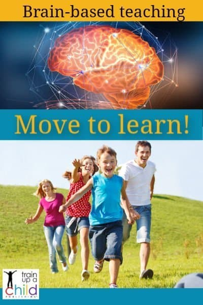 Move more, learn more