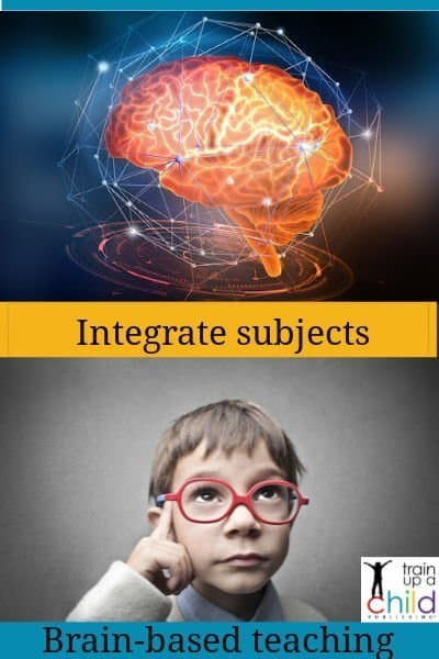 integrate subjects and adding senses