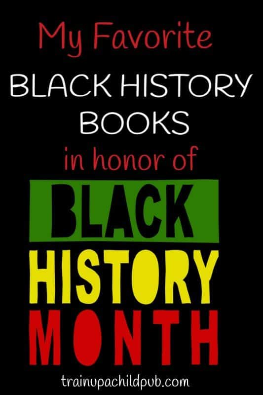 Black history books/resources in honor of Black History Month